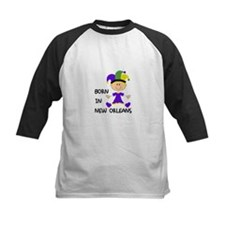 BORN IN NEW ORLEANS Baseball Jersey