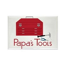 Papas Tools Magnets
