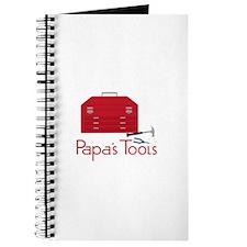 Papas Tools Journal