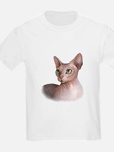 Cat 578 sphinx T-Shirt
