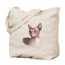 Cat 578 sphinx Tote Bag