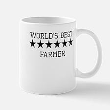 Worlds Best Farmer Mugs