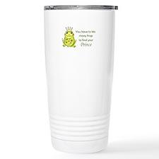 FROG PRINCE Travel Mug