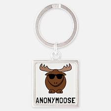 Anonymoose Keychains
