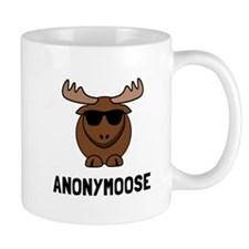Anonymoose Mugs
