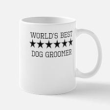 Worlds Best Dog Groomer Mugs