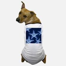 beach blue starfish Dog T-Shirt