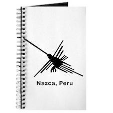 Hummingbird Nazca, Peru Journal