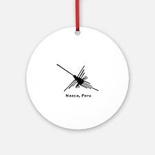 Hummingbird Nazca, Peru Ornament (Round)