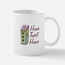 HOME TWEET HOME Mugs