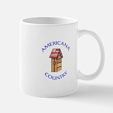 AMERICANA COUNTRY Mugs