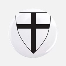 "Coat of arms of the Teutonic Order 3.5"" Button"