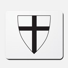 Coat of arms of the Teutonic Order Mousepad