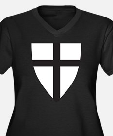 Coat of arms of the Teutonic Order Plus Size T-Shi