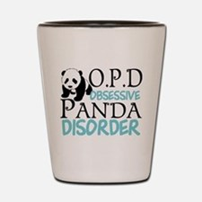 Cute Panda Shot Glass
