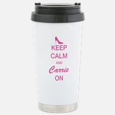 Sex and The City Carrie Stainless Steel Travel Mug