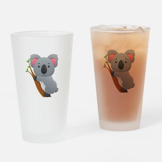 Koala Bear Drinking Glass