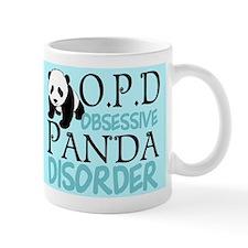 Cute Panda Small Mug