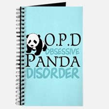 Cute Panda Journal