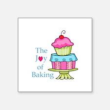 The Joy Of Baking Sticker