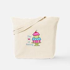 The Joy Of Baking Tote Bag