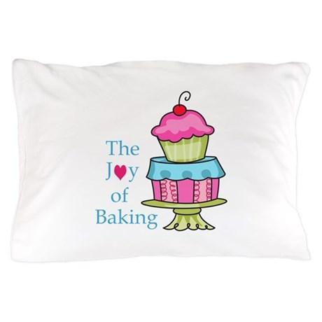 The Joy Of Baking Pillow Case By Greatnotions18