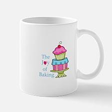 The Joy Of Baking Mugs