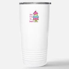 Save Room For Dessert Travel Mug