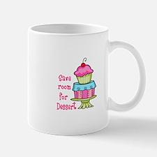 Save Room For Dessert Mugs