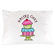 Pastry Chef Pillow Case