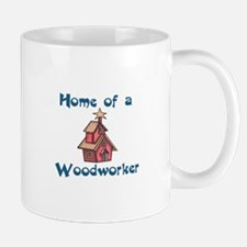 HOME OF A WOODWORKER Mugs