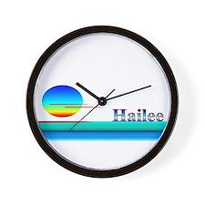 Hailee Wall Clock