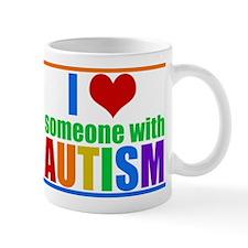 Autism Rainbow Mug Mugs