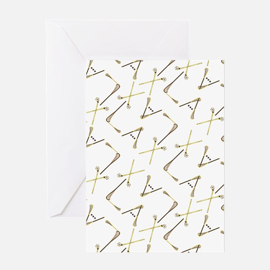 LAX it out! Greeting Card