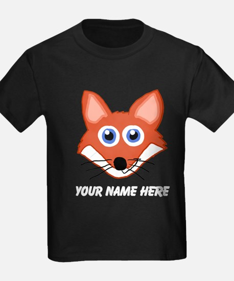Customizable Fox Design T