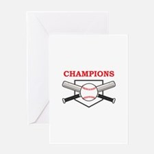 CHAMPIONS Greeting Cards