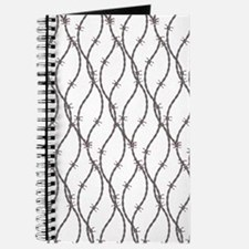 Bloody Barbed Wire Journal