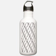 Bloody Barbed Wire Water Bottle