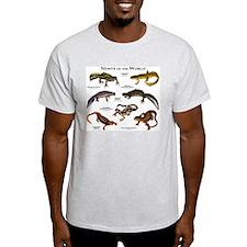 Newts of the World T-Shirt