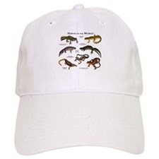 Newts of the World Baseball Cap