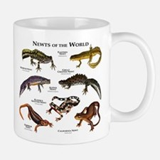 Newts of the World Mug