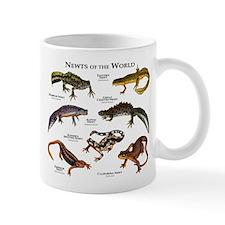 Newts of the World Small Mug