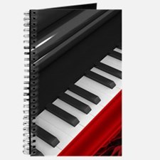 Piano and Roses Journal