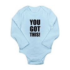 You Got This Body Suit