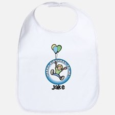 Jake: Happy B-day to me Bib