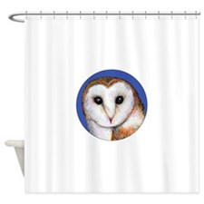 Cute Farmland Shower Curtain