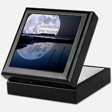 Swear Not By The Moon Keepsake Box