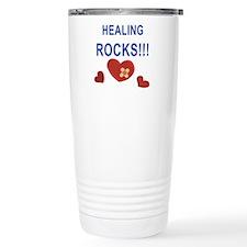 Healing Rocks!!! Travel Mug
