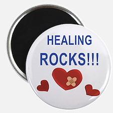 Healing Rocks!!! Magnet