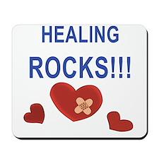 Healing Rocks!!! Mousepad